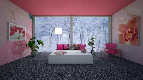 Winter Moods - by beautiful luxury winter decoration