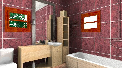 ssss3 - Classic - Bathroom  - by agnese12