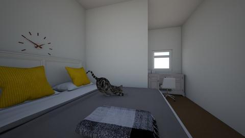 pokoj thali - Modern - Bedroom - by AsiaDamian