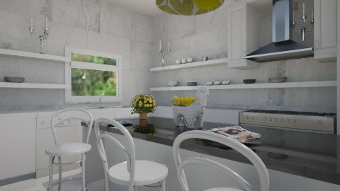 kitchen - by tiffanynichole