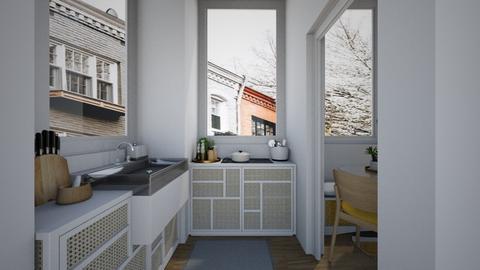 Casa370Kitchen - Modern - Kitchen  - by nickynunes