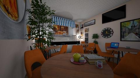 Restaurange - by PAPIdesigns