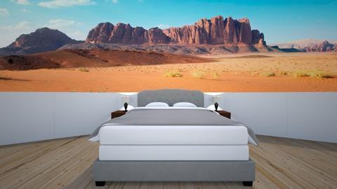 Outdoor Hotel Room 2 - Bedroom  - by SammyJPili