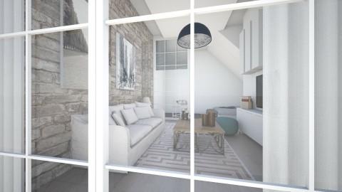 apartment - by Guram Gulikashvili