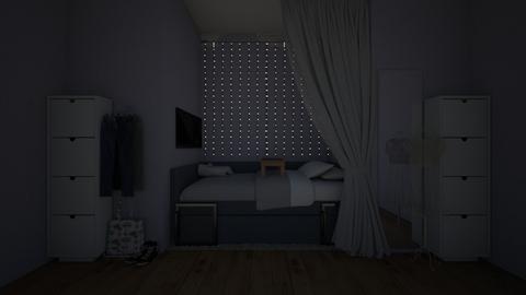 cozy bedroom - Bedroom  - by tiny lany