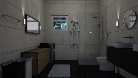 STA - Bathroom - by Iiiso