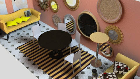 Grand Design stylish room - by BarryBridges