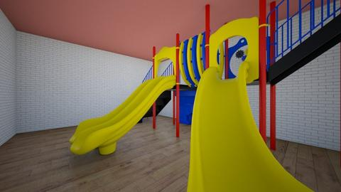 fonny - Kids room - by LydiBurty