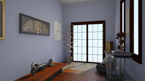 Meditation Room - by Sonya Nichols