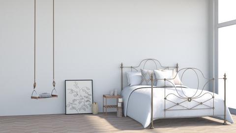 H A Z E L - Bedroom  - by cozB12