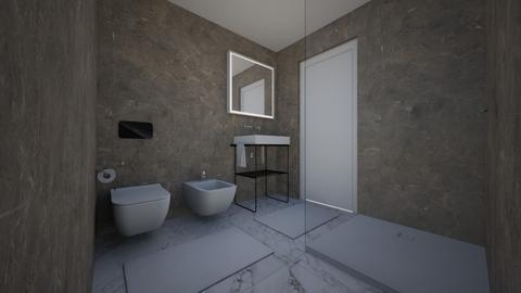 ngdtyrjdyht - Bathroom - by nicodiocane