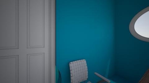 praca na plastzk - Bedroom  - by penio307