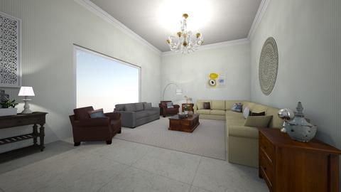 Mr Ali Alkaabi - Living room  - by lorenz