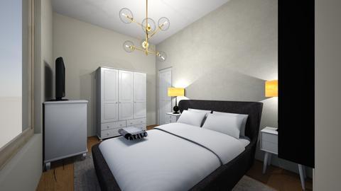 bedroom2 - by strzalka
