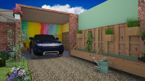 Rover Garage - by ilikalle