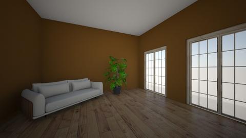 brown room - Living room  - by meeya420