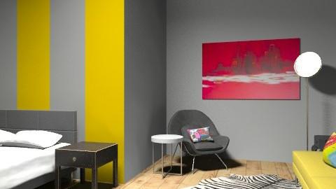 hsvmnhfbvkjzdfnkjg dsfvg - Classic - Bedroom  - by ilikeblue24