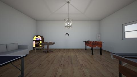 sala de juegos - Classic - by yaiza12
