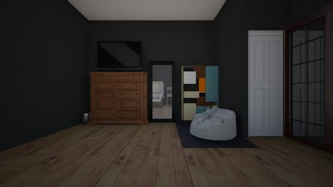 Bedroom Assignment - Modern - Bedroom  - by whoasked