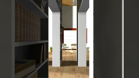 biblioteca - Classic - Office  - by yasmin_s_ferreira