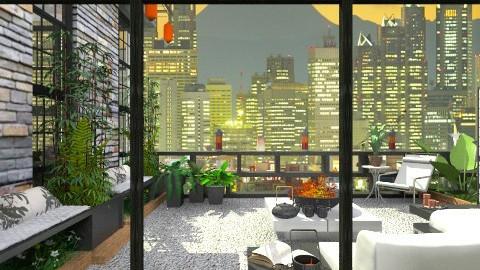 Zen in the City - Global - Garden - by starsector