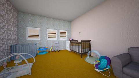 nursery  - by amonibrown