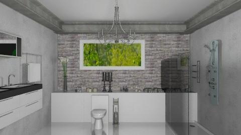 Bath - Modern - Bathroom  - by susilva