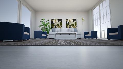 Italian living room 2 - Modern - Living room  - by ritupeters