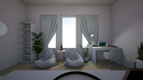 Syaviras Room - Minimal - by syavirapr