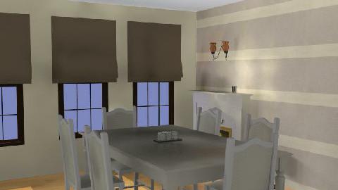 october skyyyyy - Dining Room  - by jdillon