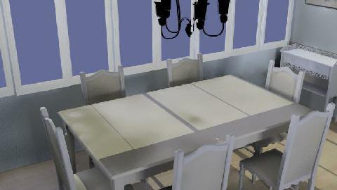 fallllll - Dining Room  - by jdillon