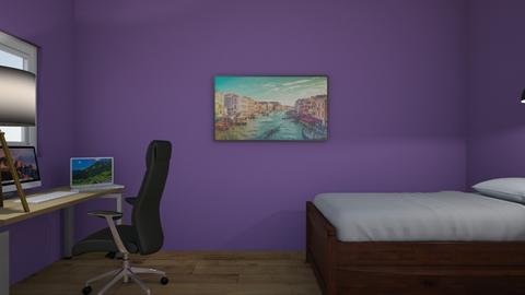 Jugendzimmer - Modern - Bedroom  - by Noarium