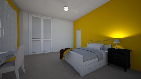 chloes room - Bedroom  - by lamberm20