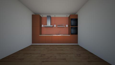 The Kitchen - Kitchen  - by Alyaan Haidar