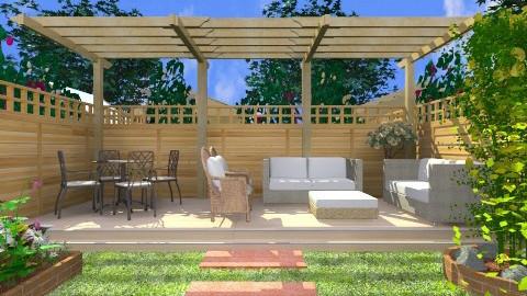 garden - Classic - Garden - by XValidze