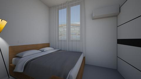 Bedroom P3 - Modern - Bedroom  - by MissChellePh