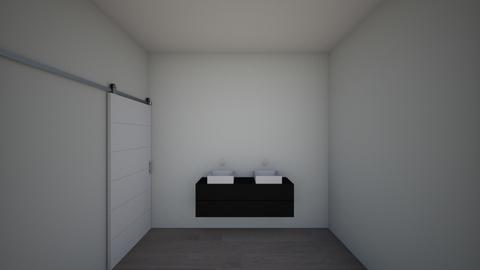 Bathroom - Kitchen  - by oliviaandmelinda