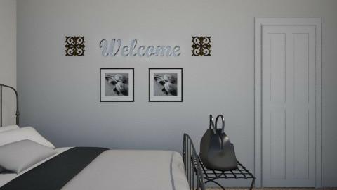 Venable Guest Room-5 - Bedroom - by loft313