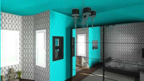 relaxing sleep - Modern - Bedroom - by zsofitoszegi1