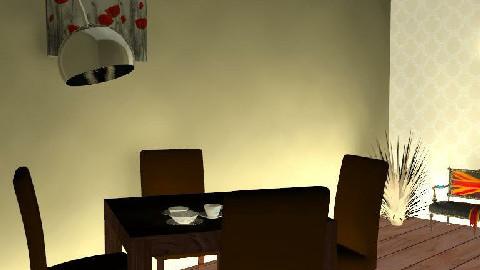 little sunshine - Dining Room  - by MagnifiquE