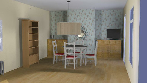 The Dining Room!! - Dining Room  - by eveemg