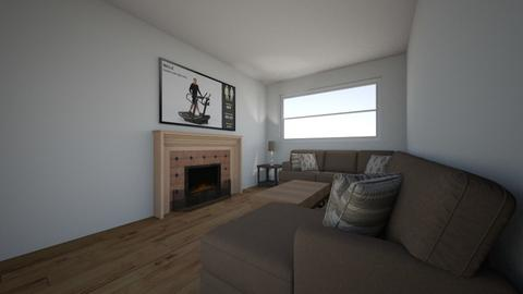 Brendyn Macaluso LivRoom - Living room - by 360121