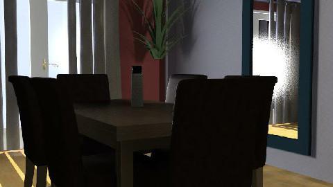 Dining room2 - Dining Room - by ShawnaSJ