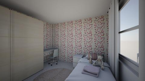 Bella bedroom 2 - Kids room  - by ligiay
