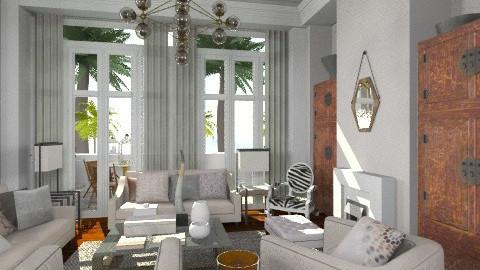 too serius2 - Classic - Living room  - by naki1