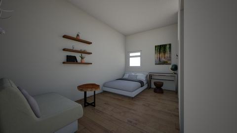 Room 2  entrance - Glamour - by Liz Shkurti