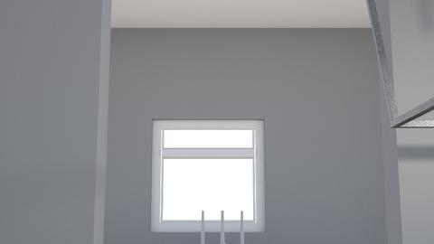 DREAM HOUSE - Living room - by Elo2121