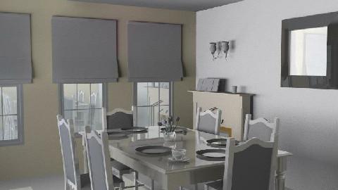 october skyyyyyyyyyyy - Dining Room  - by jdillon
