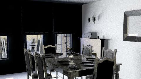 october skyyyyyyyyyy - Dining Room  - by jdillon