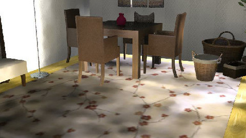 free space - Dining Room  - by MagnifiquE